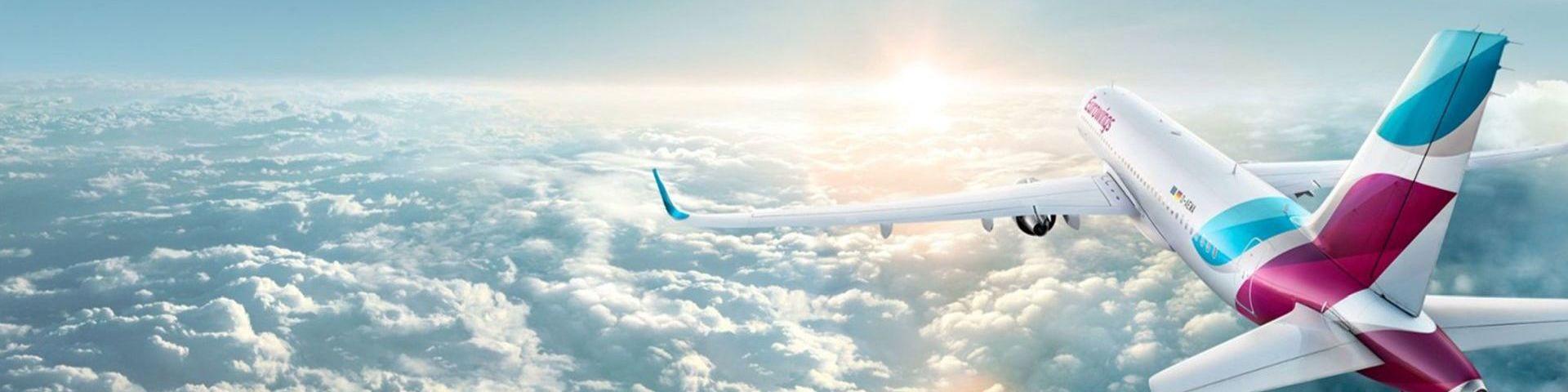 Wir fliegen Sie nach Hause
